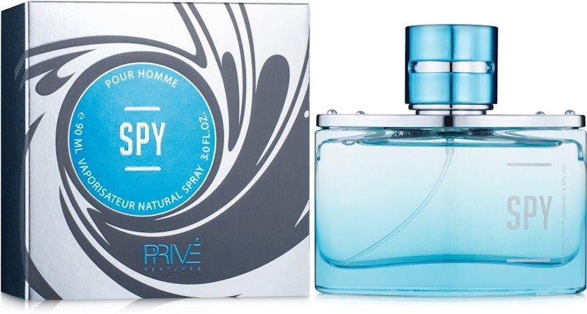 Kişilər üçün tualet suyu Prive Parfums Spy, 90 ml