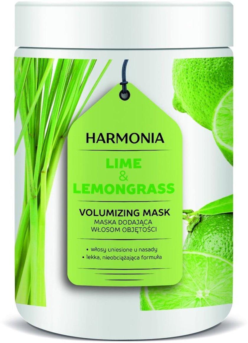 Saç üçün maska ProSalon Lime&Lemongrass Həcm üçün 1000 ml