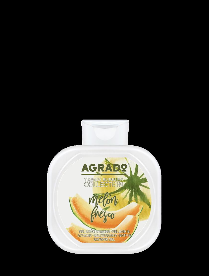 Düş və hamam üçün gel Agrado Fresh melon 750 ml