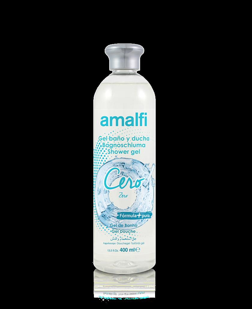 Düş və hamam üçün gel Amalfi Zero 400 ml