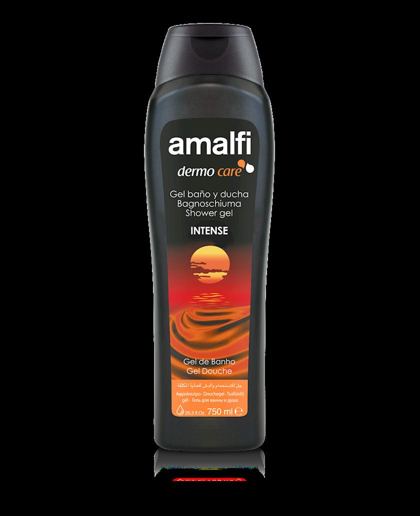 Düş və hamam üçün gel Amalfi Intense 750 ml