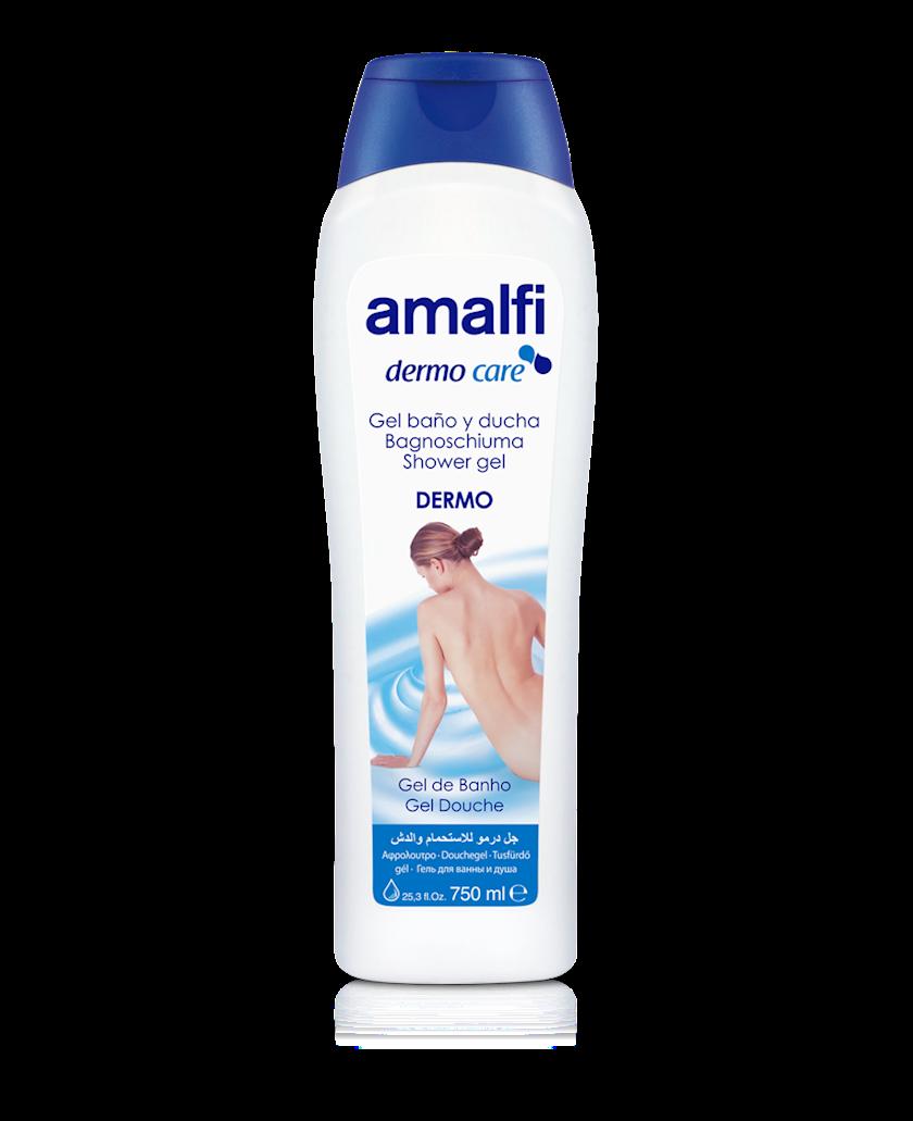 Düş və hamam üçün gel Amalfi Dermo 750 ml