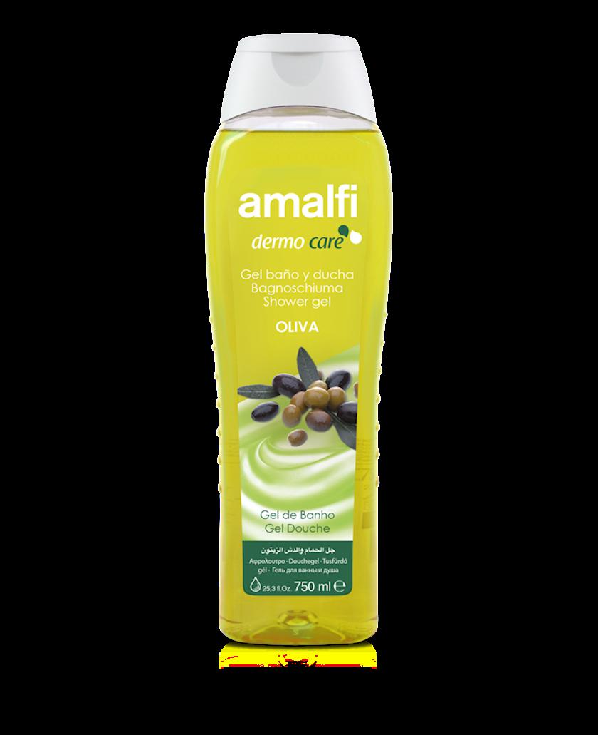 Düş və hamam üçün gel Amalfi Olive 750 ml