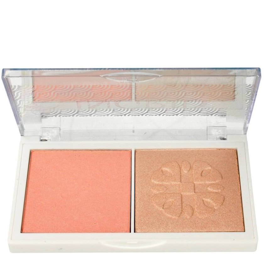 Xaylayterlər paleti Ingrid Bali Highlighters Palette 2 ton