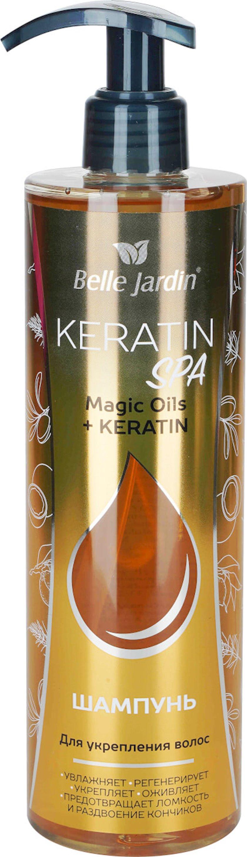 Şampun Belle Jardin Keratin SPA Magic Oil, 400 ml