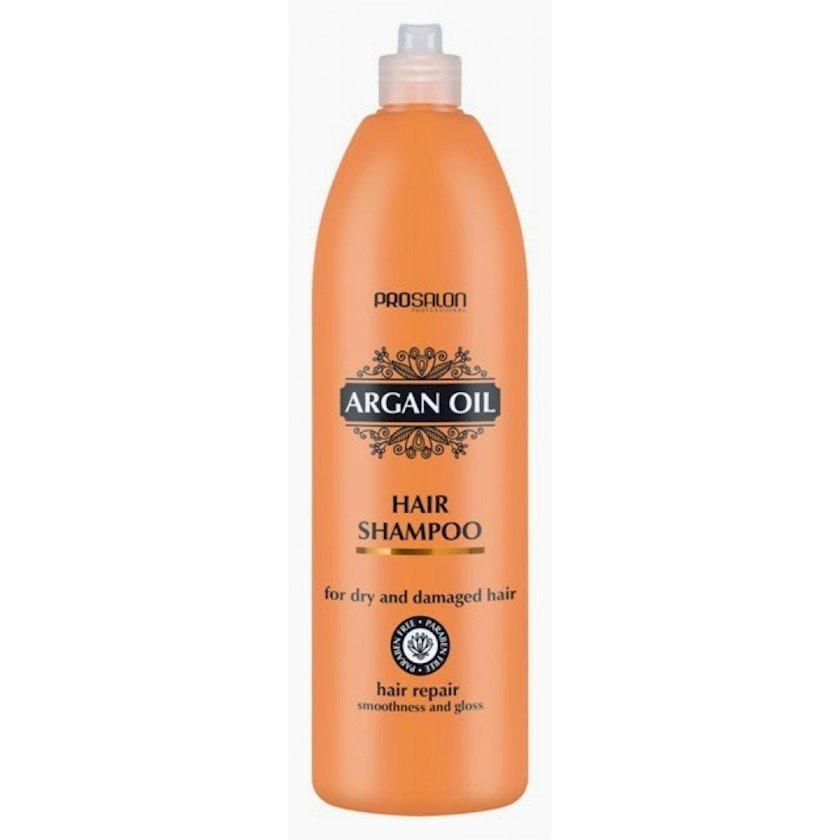 Şampun Prosalon arqan yağı ilə, 1000 ml