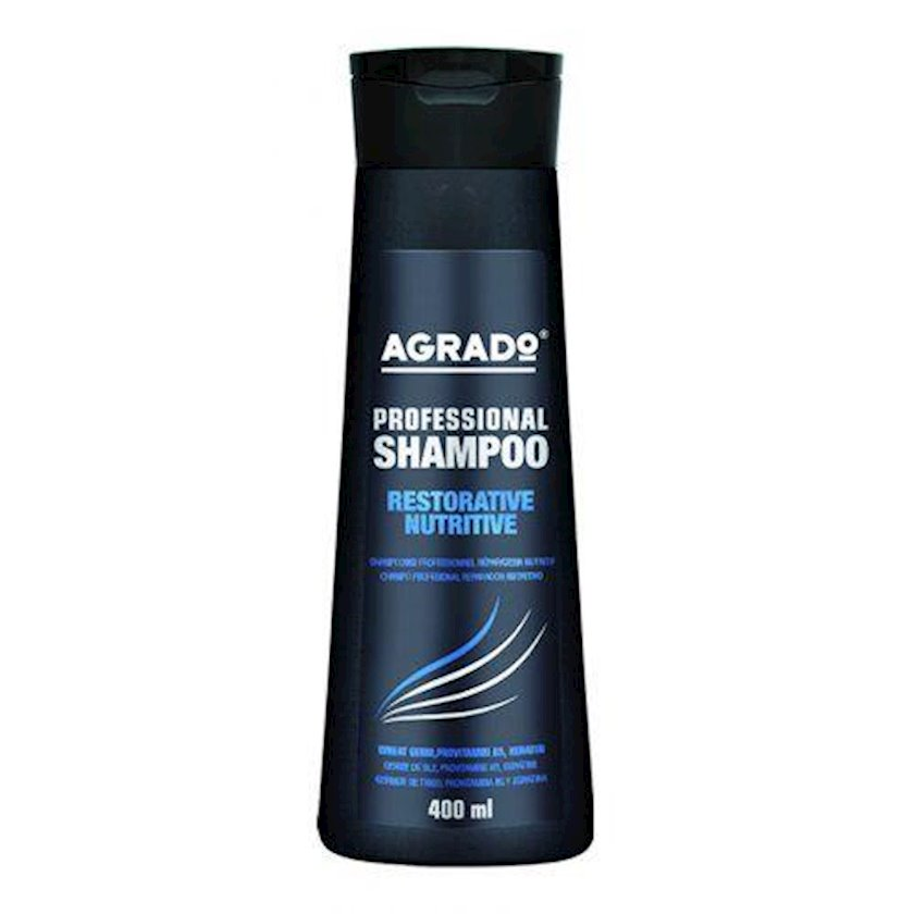 Şampun Agrado Restorative Nutritive, 400 ml