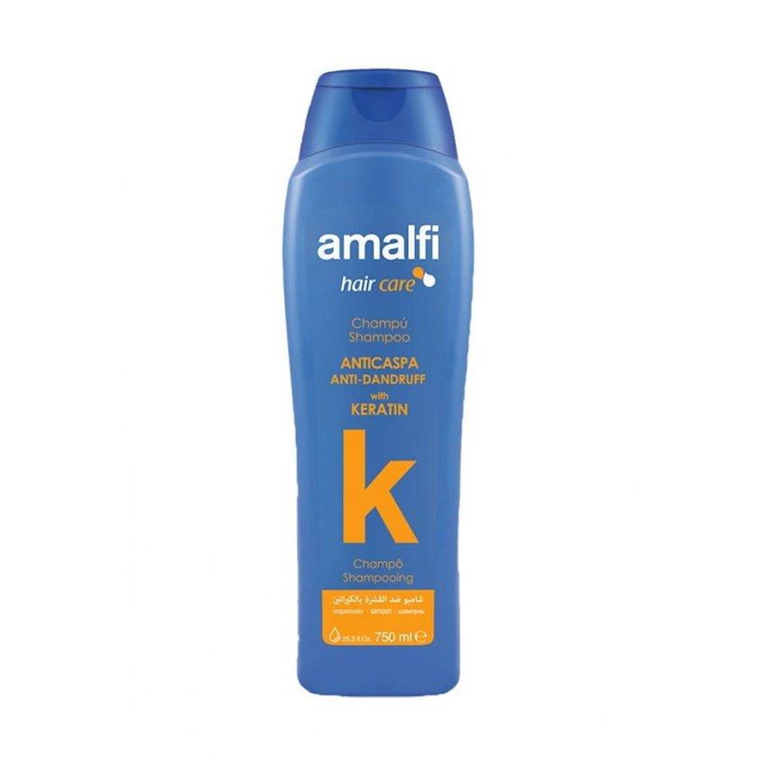 Şampun Amalfi Keratin Anti-Dandruff, 750 ml