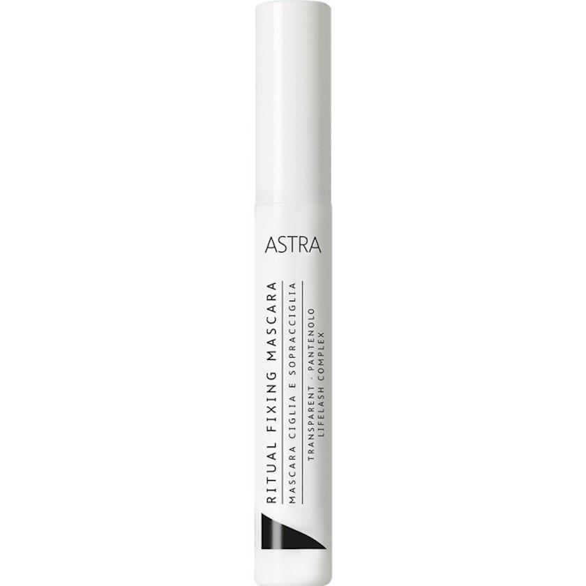 Fiksator qaşlar və kipriklər üçün Astra Ritual Fixing Mascara 11 ml