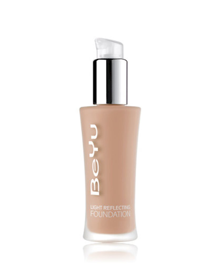 Tonal krem BeYu Light Reflecting Foundation 4 Rosy Skin, 30 ml