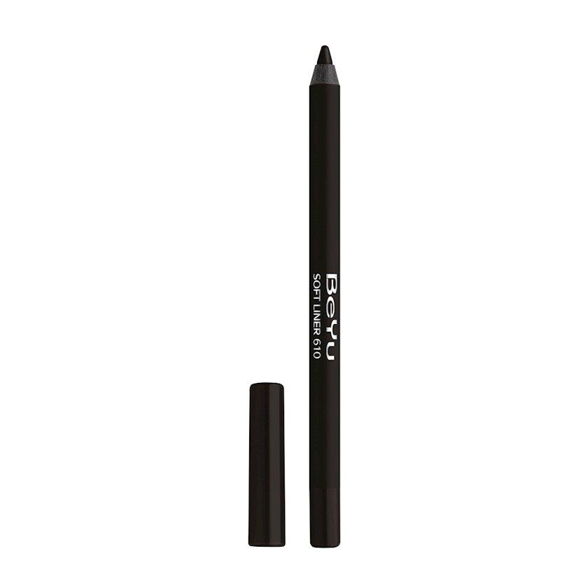 Gözlər üçün qələm BeYu Soft Liner 610 Black 1.2 q