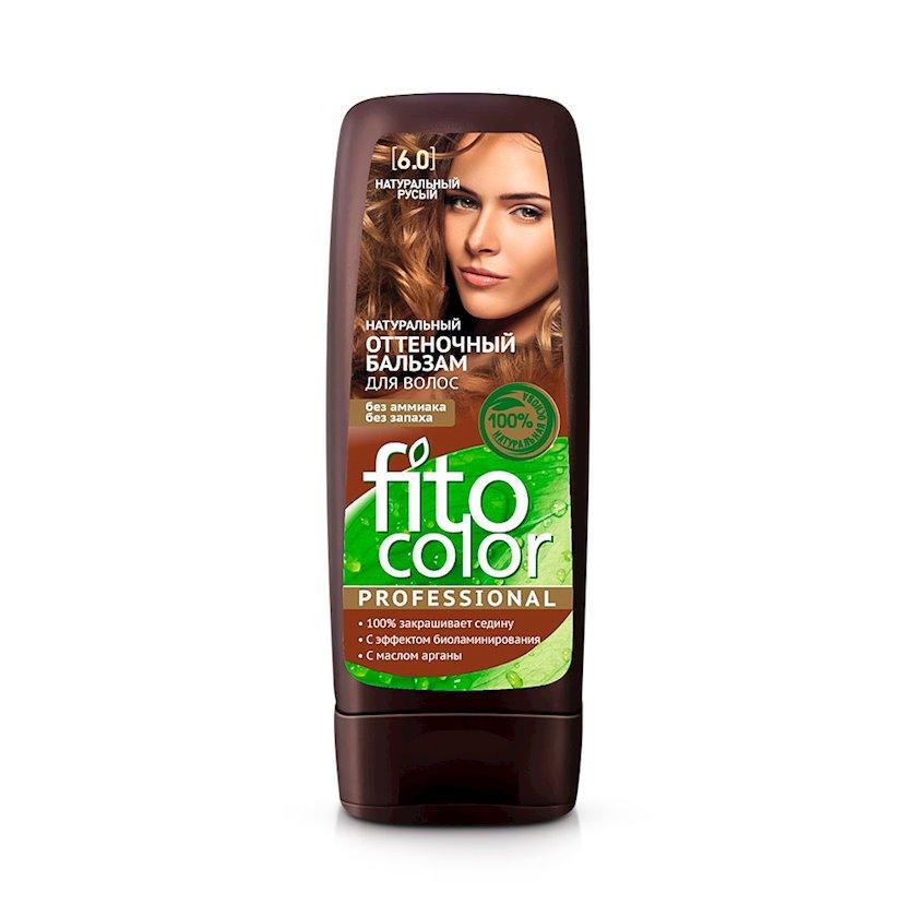 Çalar dəyişdirən balzam Фитокосметик Fito Color Professional 6.0 Təbii Xurmayı 140 ml