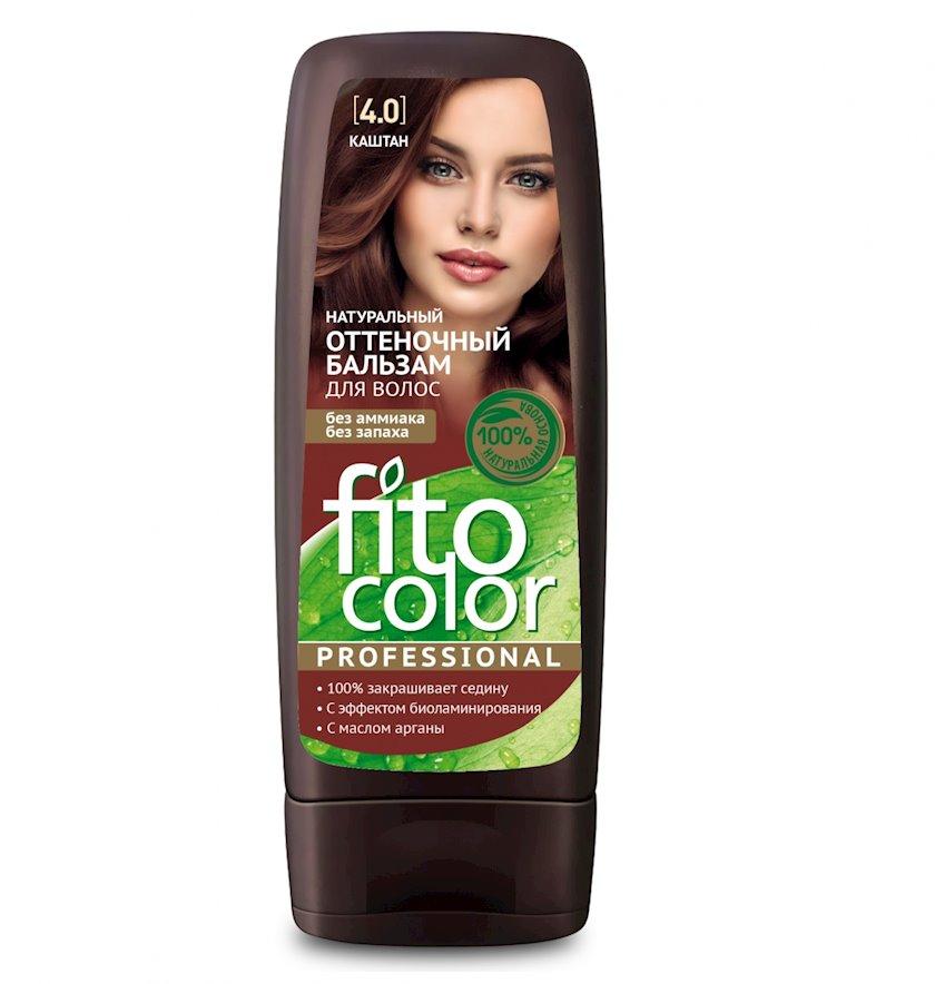 Çalar dəyişdirən balzam Фитокосметик Fito Color Professional 4.0 Şabalıd 140 ml