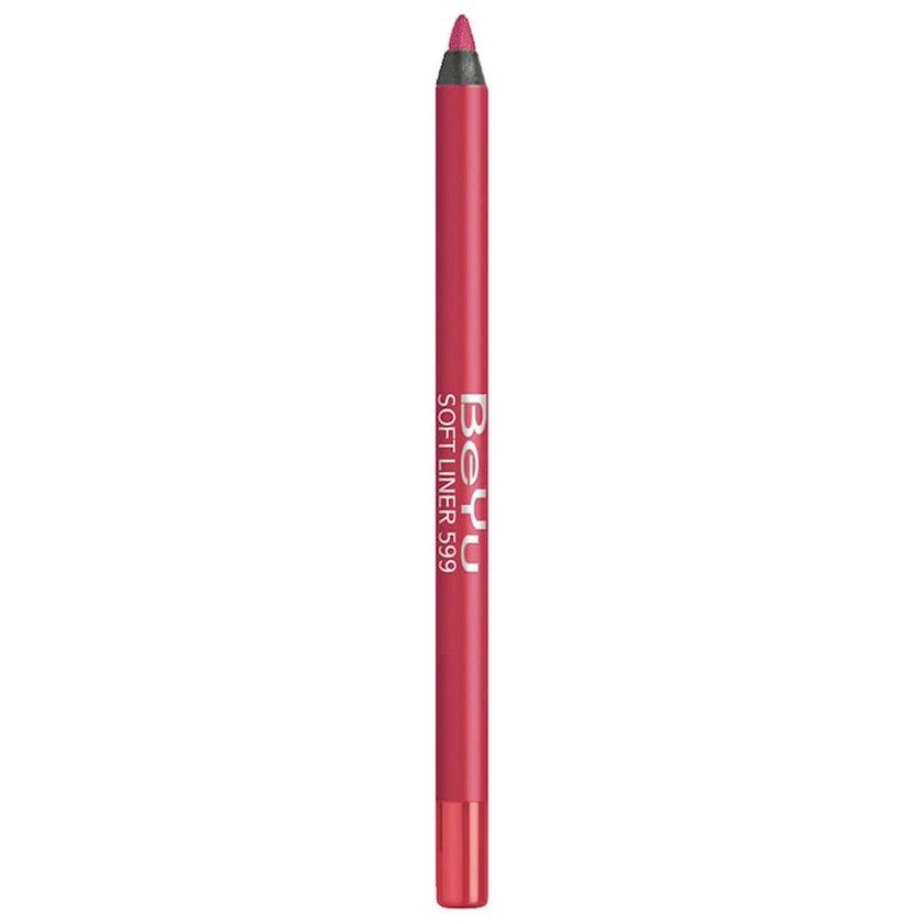 Dodaq üçün qələm BeYu Soft Liner, 599 Spring Red