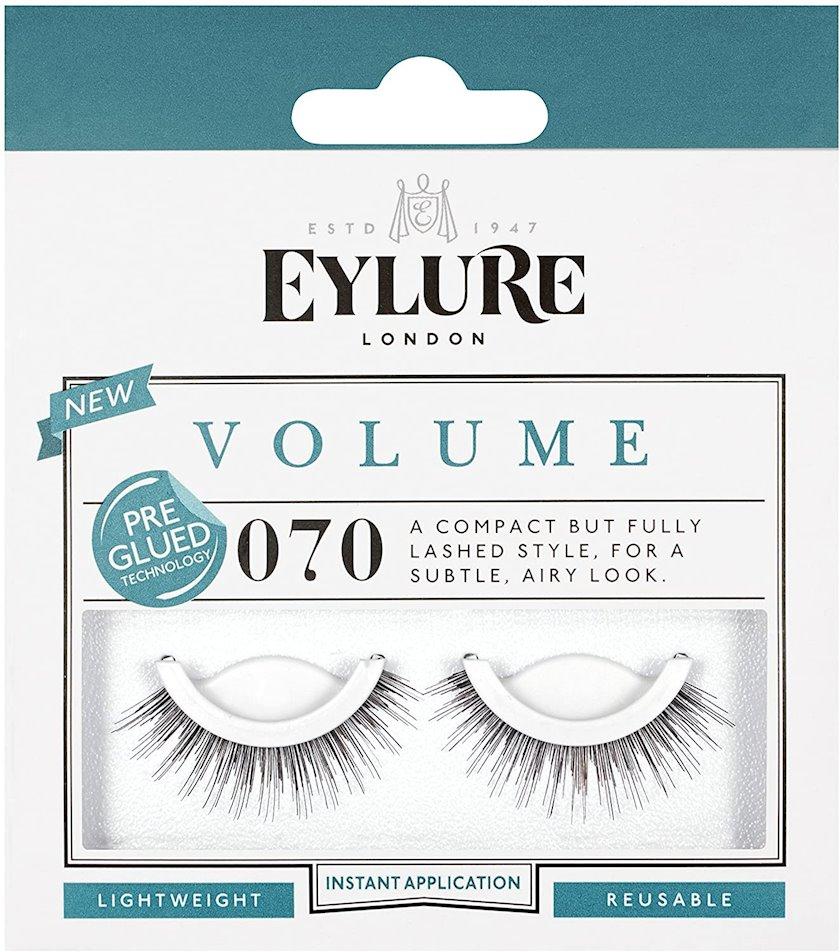 Süni kipriklər Eylure Volume Pre Glued Reusable Lashes No. 070