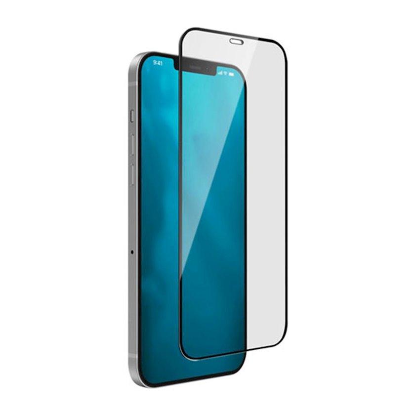 Qoruyucu şüşə Green 3D Curved Tempered Glass Apple iPhone 12 Pro Max üçün Clear