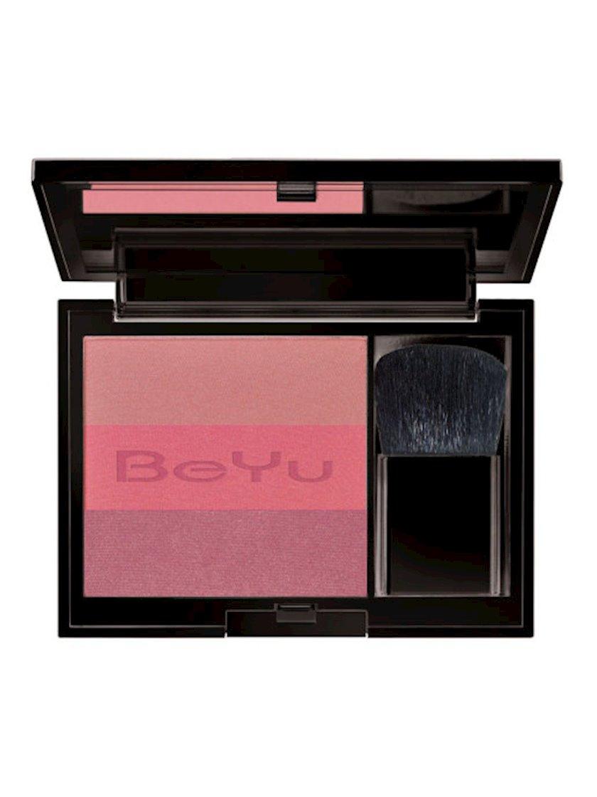 Ənlik dəsti BeYu Multi color Powder Blush, ton 50