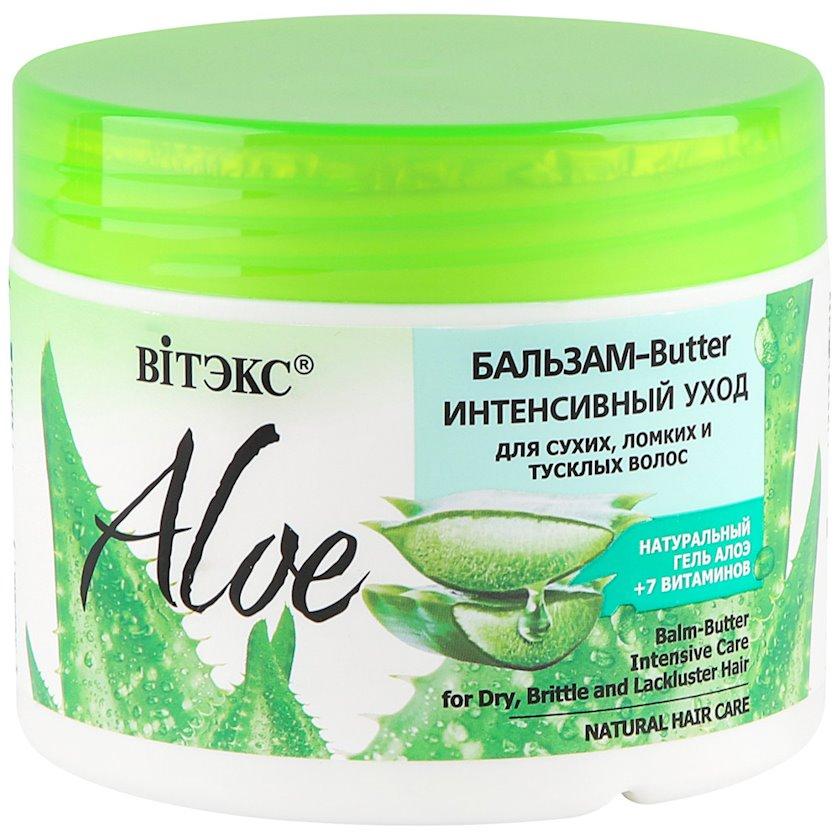 Balzam-yağ Витэкс Aloe Balm Butter 300 ml