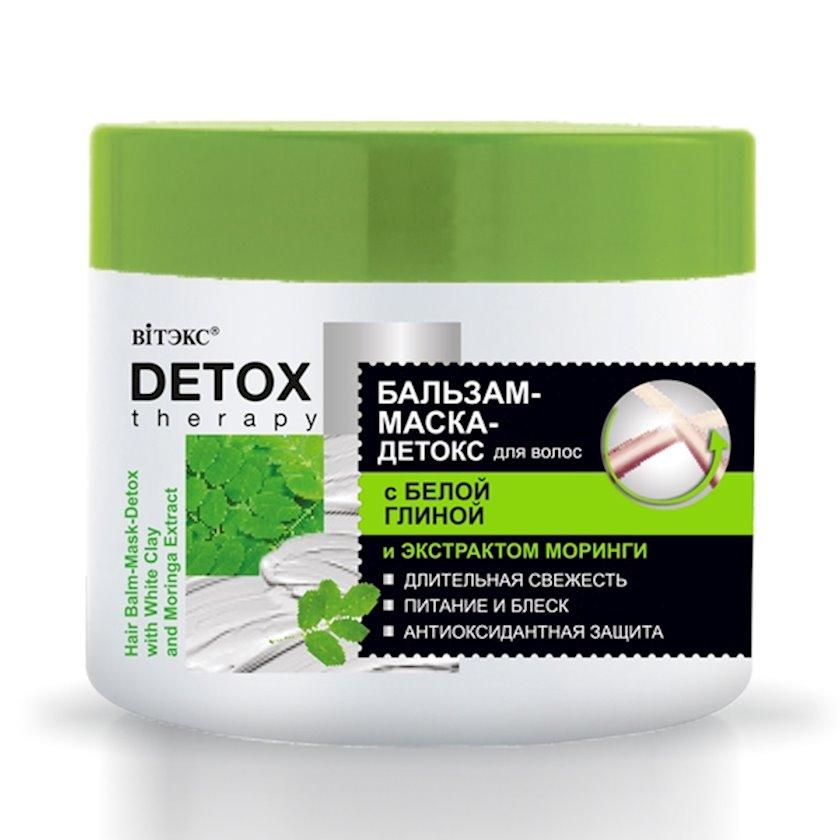 Balzam-maska Витэкс Detox Therapy ağ gil və morinqa ekstraktı ilə 300 ml