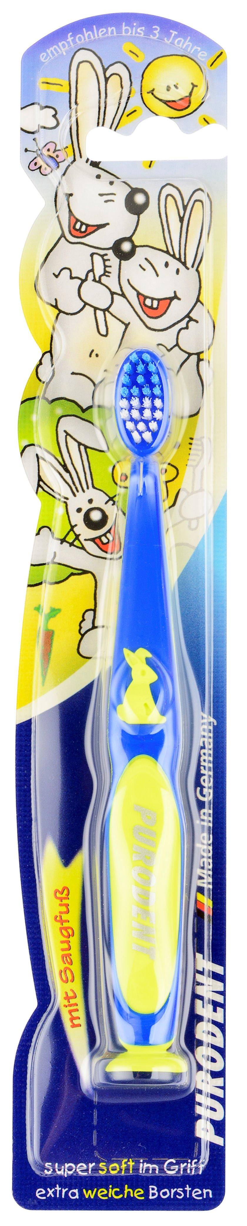 Diş fırçası Purodent Child`s Toothbrush Soft