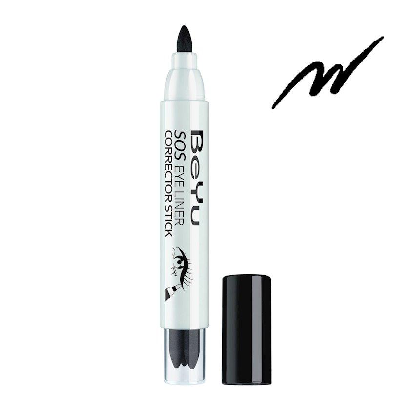 Göz üçün korrektor-flomaster BeYu Sos Eyeliner Corrector Stick 3 q