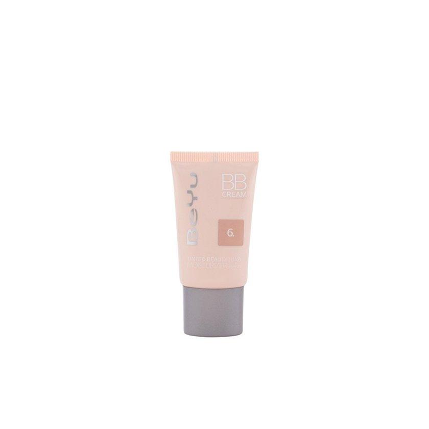 Tonal krem BeYu BB Tinted Beauty Moisturizer 30 ml, 06 Peach Tint
