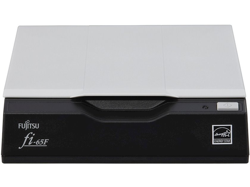 Skaner Fujitsu fi-65F Planşet tipli, A4