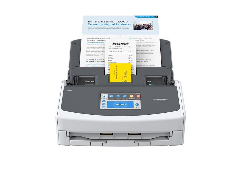 Skaner Fujitsu İX1500, A4