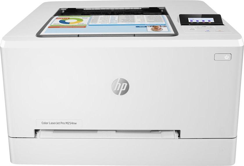 Lazerli printer HP Color LaserJet Pro M254nw (T6B59A)