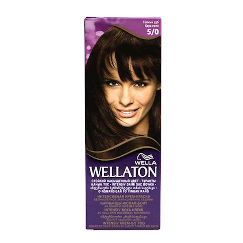 Saç boyası Wellaton 5/0 Tünd palıd