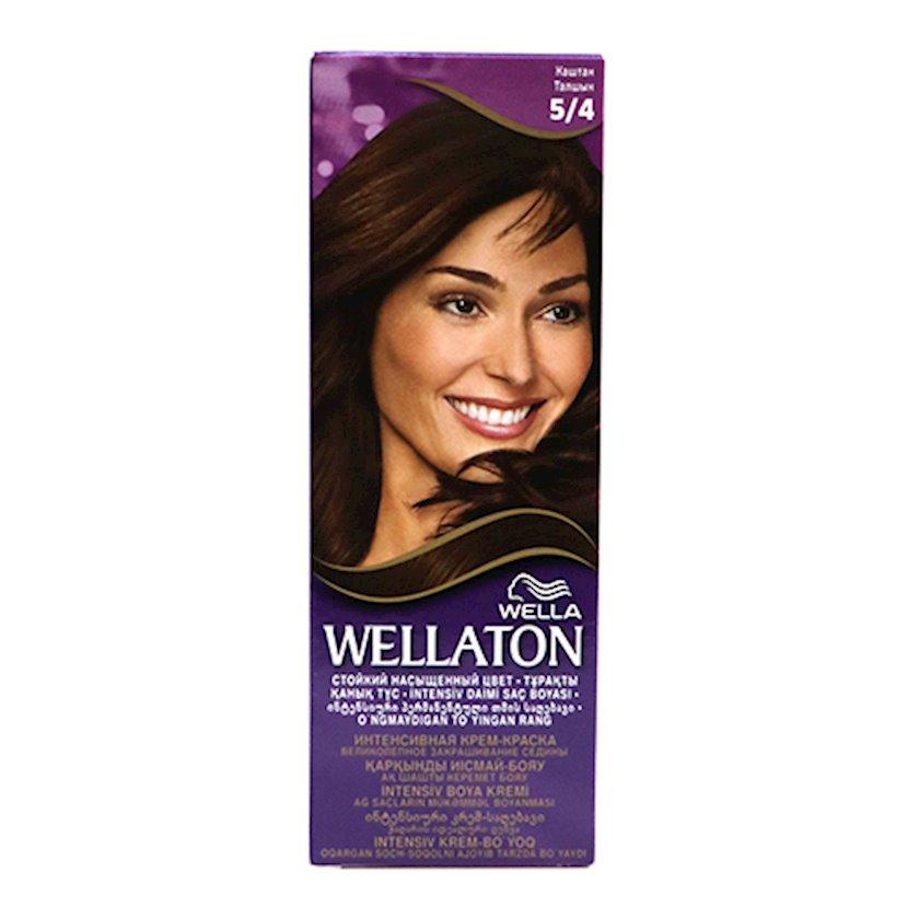 Saç boyası Wellaton 5/4 Şabalıd