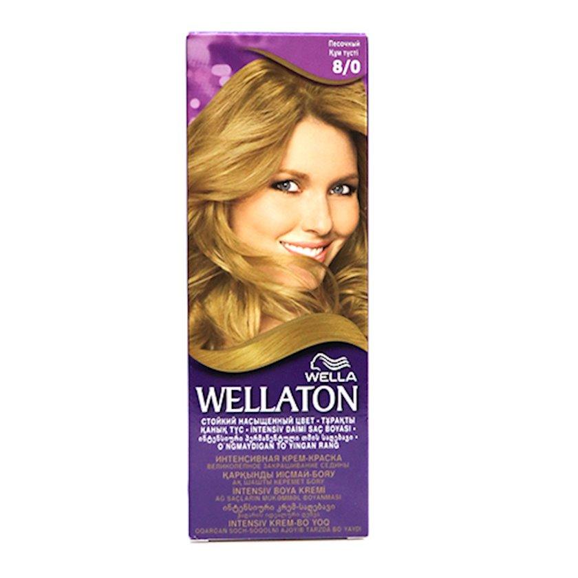 Saç boyası Wellaton 8/0 Qum
