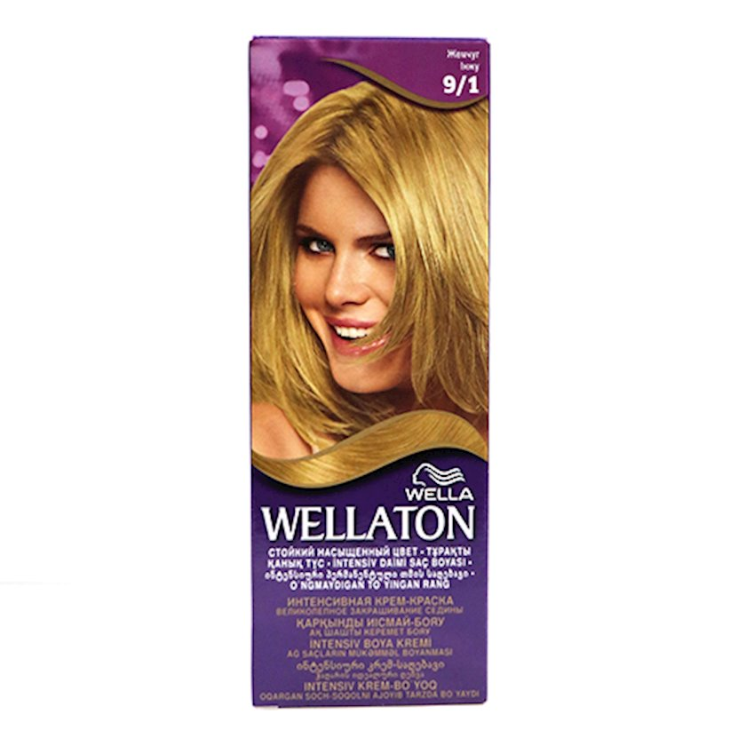 Saç boyası Wellaton 9/1 Mirvari