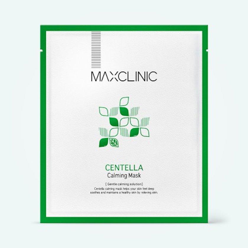 Maska üz üçün centella asiatica ekstraktı ilə Maxclinic Centella Calming Mask