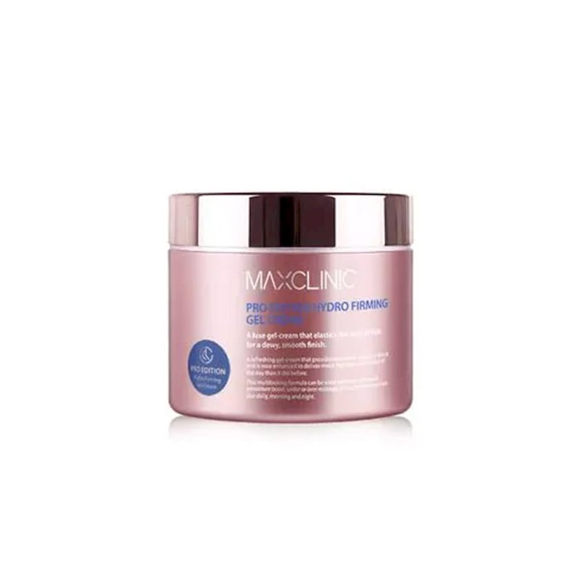 Möhkəmləndirici krem-gel üz üçün Maxclinic Pro Edition Hydro Firming Gel Cream 200 ml