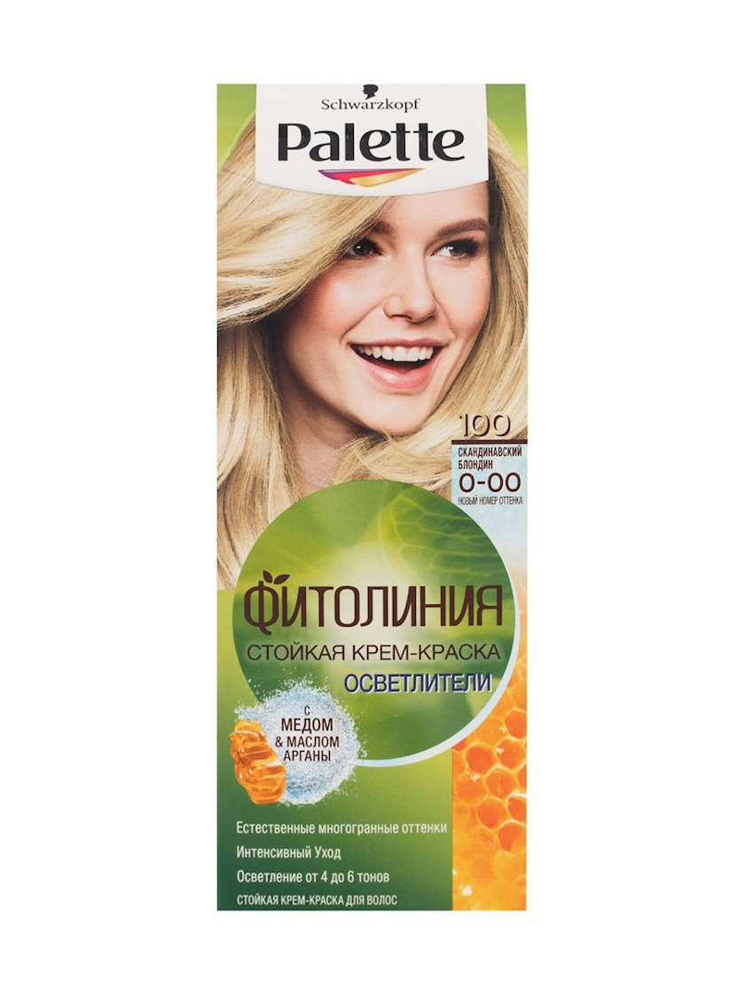 Saç boyası Palette Fitoliniya 100 0-00 İskandinaviyalı sarışın