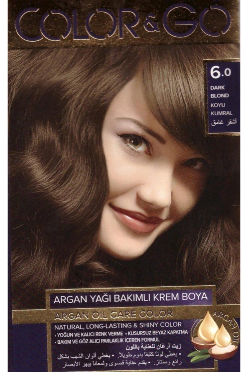 Saç boyası Color&Go 6.0
