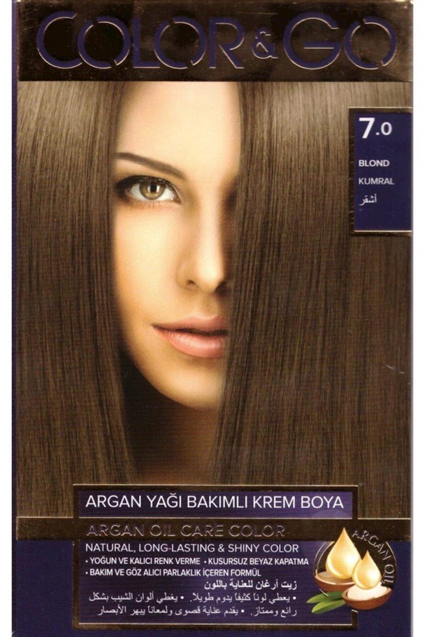 Saç boyası Color&Go 7.0