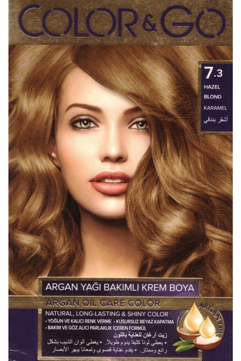 Saç boyası Color&Go 7.3