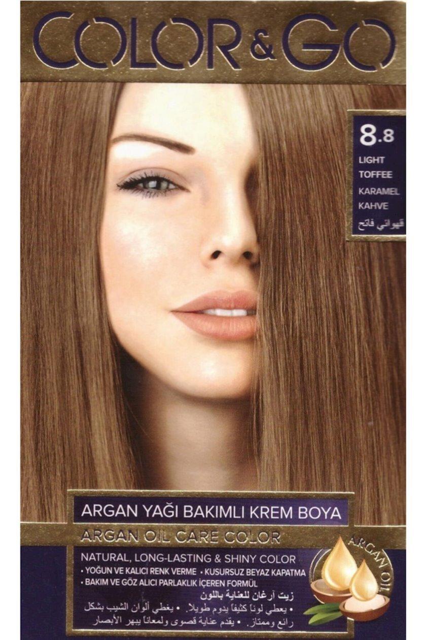 Saç boyası Color&Go 8.8