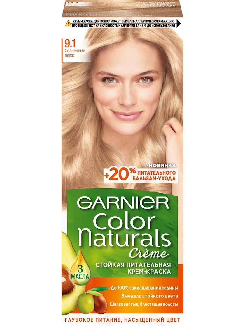 Saç boyası Color&Go 9.1