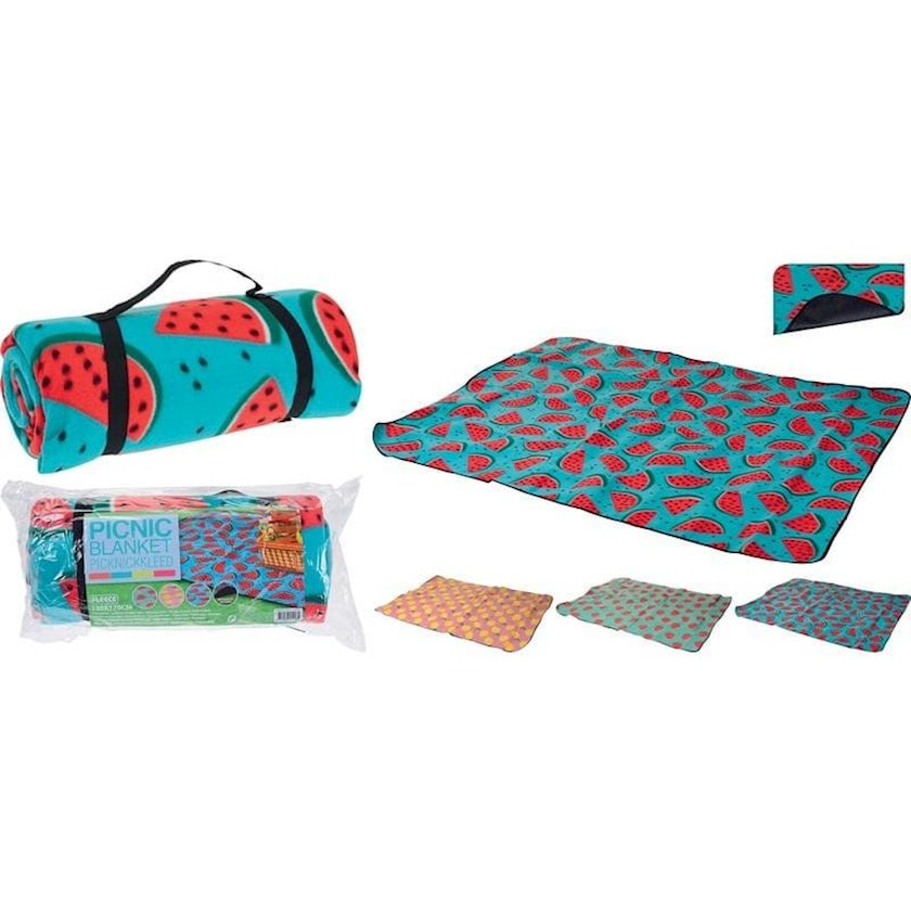Piknik üçün yorğan Koopman, 130x170 sm, 400 q