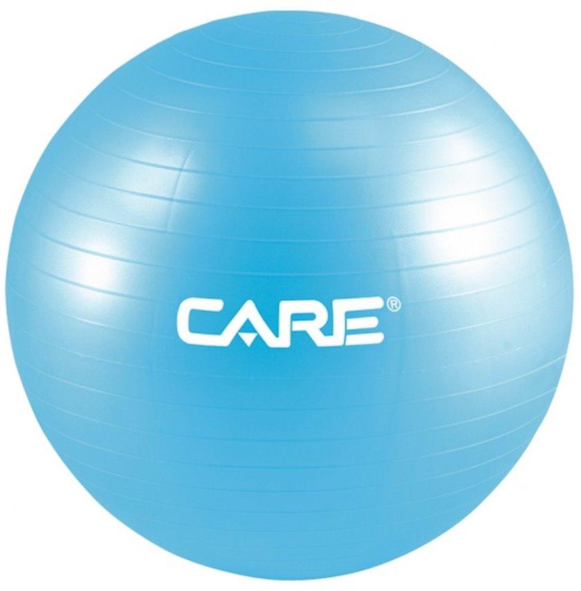 Fitbol Care Fitness, diametr 65 sm, mavi
