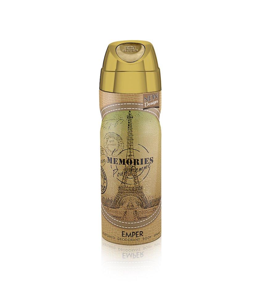 Qadın dezodorantı Emper Memories 200 ml