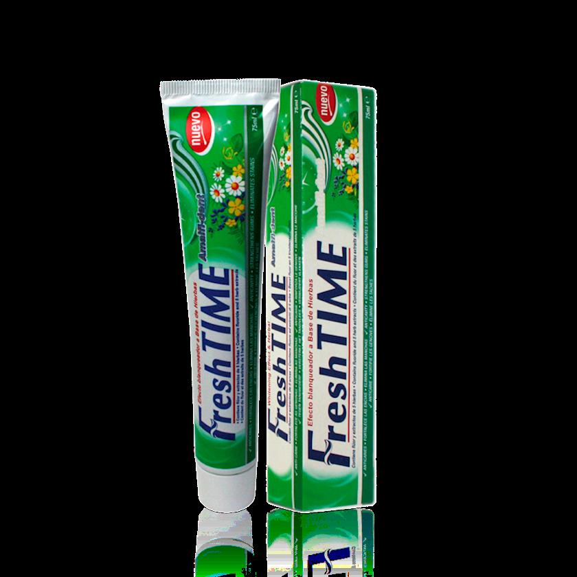 Diş məcunu Amalfi-dent Fresh Time, 75 ml